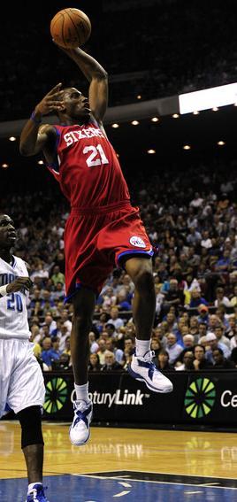 Thaddeus Young Philadelphia 76ers