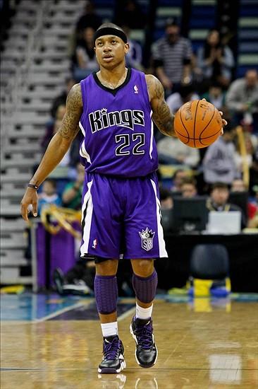 Isaiah Thomas Sacramento Kings