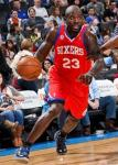 Jason Richardson Philadelphia 76ers