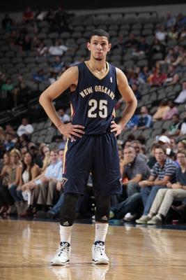 Austin Rivers New Orleans Pelicans