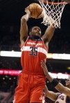 Trevor Booker Washington Wizards