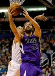 Aaron Gray Sacramento Kings