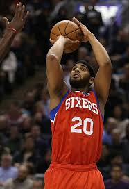Brandon Davies Philadelphia 76ers