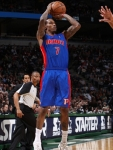 Brandon Jennings Detroit Pistons