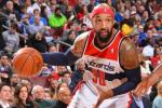 Drew Gooden Washington Wizards