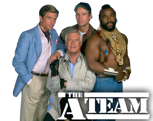 The A Team - el equipo a