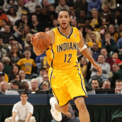 Evan Turner Indiana Pacers