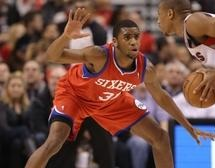 Hollis Thompson Philadelphia 76ers