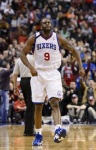 James Anderson Philadelphia 76ers