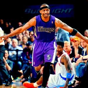 Jason Terry Sacramento Kings