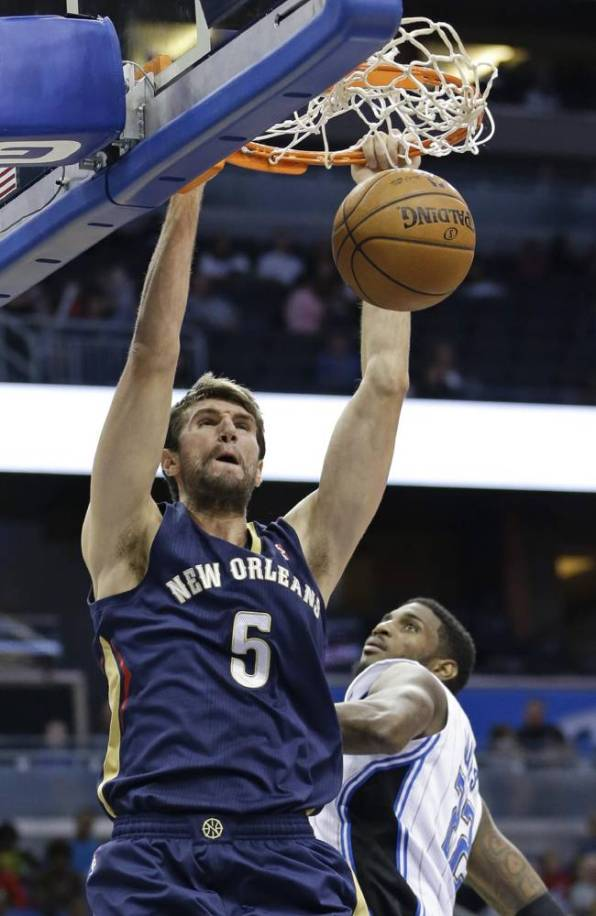 Jeff Withey New Orleans Pelicans