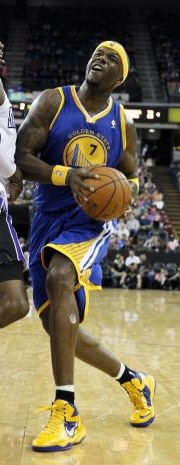Jermaine O'Neal Golden State Warriors
