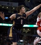 Luke Babbitt New Orleans Pelicans