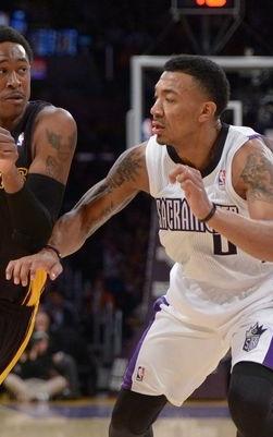 Orlando Johnson Sacramento Kings