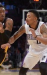 Orlando Johnson Sacramento Kings