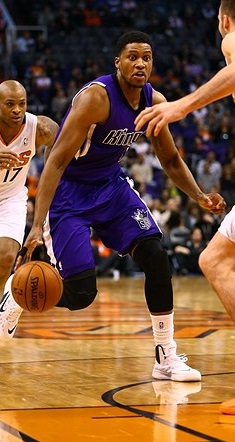Rudy Gay Sacramento Kings