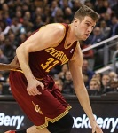 Spencer Hawes Cleveland Cavaliers