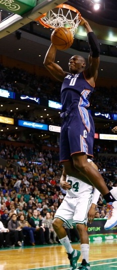 Bismak Biyombo Charlotte Bobcats