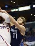 Josh McRoberts Charlotte Bobcats