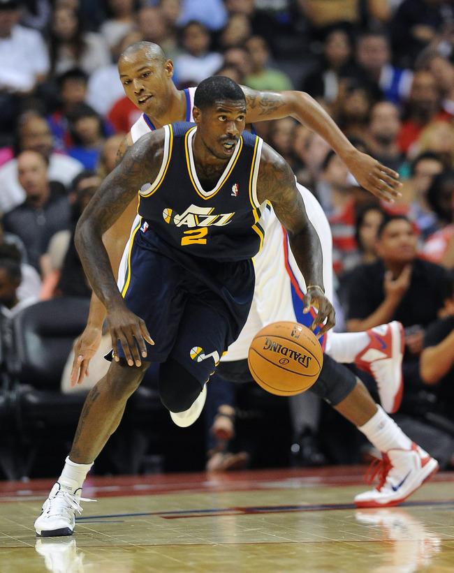 Marvin Williams Utah Jazz