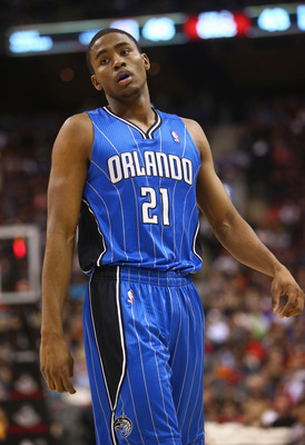 Moe Harkless Orlando Magic