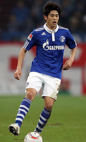 Atsuto Uchida Schalke 04