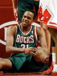 John Henson Milwaukee Bucks