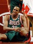 John Henson Milwaukee Bucks