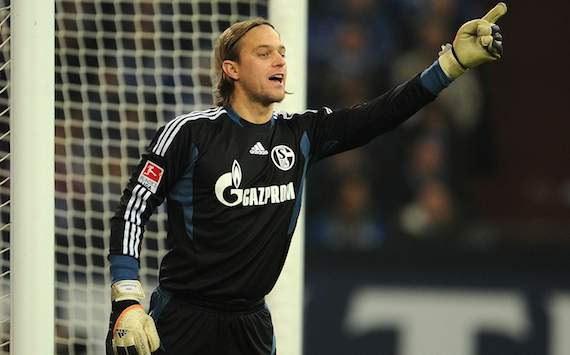 Timo Hildebrand Schalke 04
