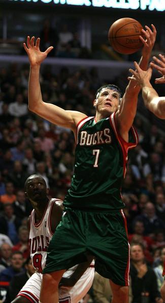 Ersan Ilyasova Milwaukee Bucks