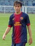 Javier Espinosa Barcelona B