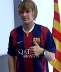 Alen Halilovic Barcelona B