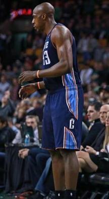Anthony Tolliver Charlotte Bobcats