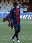Frank Bagnack Barcelona B