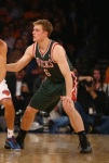 Nate Wolters Milwaukee Bucks