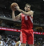 Omri Casspi Houston Rockets