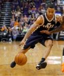 Trey Burke Utah Jazz