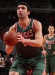 Zaza Pachulia Milwaukee Bucks