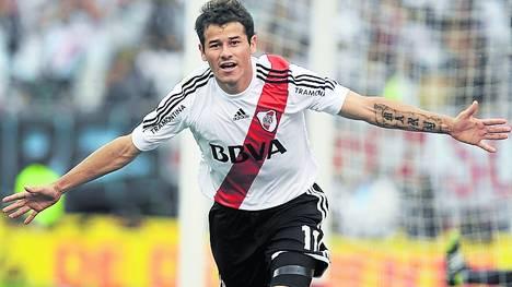 Rodrigo Mora River Plate