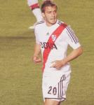 German Pezzella River Plate