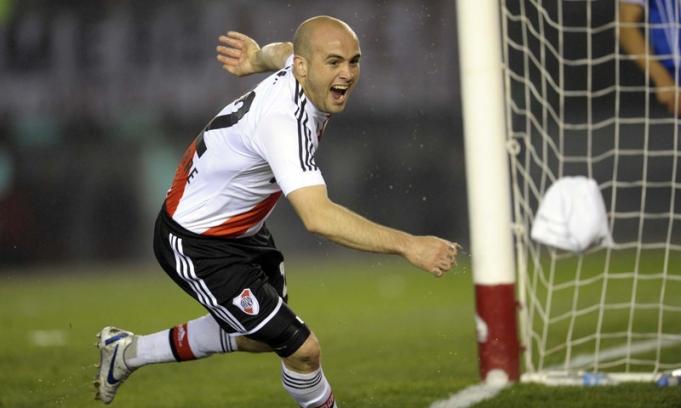 Martin Aguirre River Plate