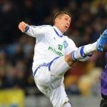 Yevhen Khacheridi Dynamo Kiev