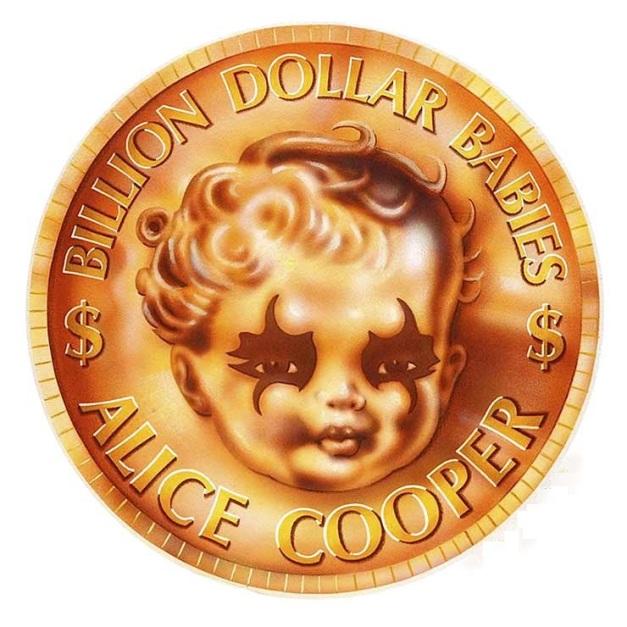 alice cooper - billion dollar babies