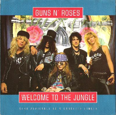 Guns and roses - Welcome to the jungle