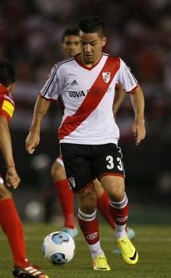 Sebastian Driussi River Plate