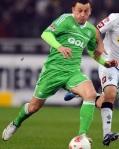 Ivica Olic Wolfsburgo