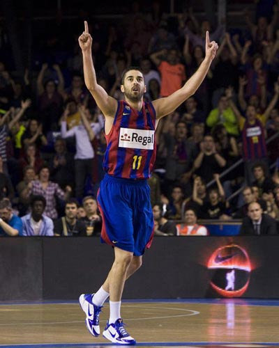 Juan Carlos Navarro FC Barcelona