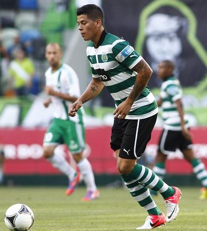Marcos Rojo Sporting Lisboa
