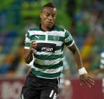 Andre Carrillo Sporting Lisboa