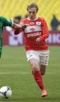 Sergei Bryzgalov Spartak Moscu